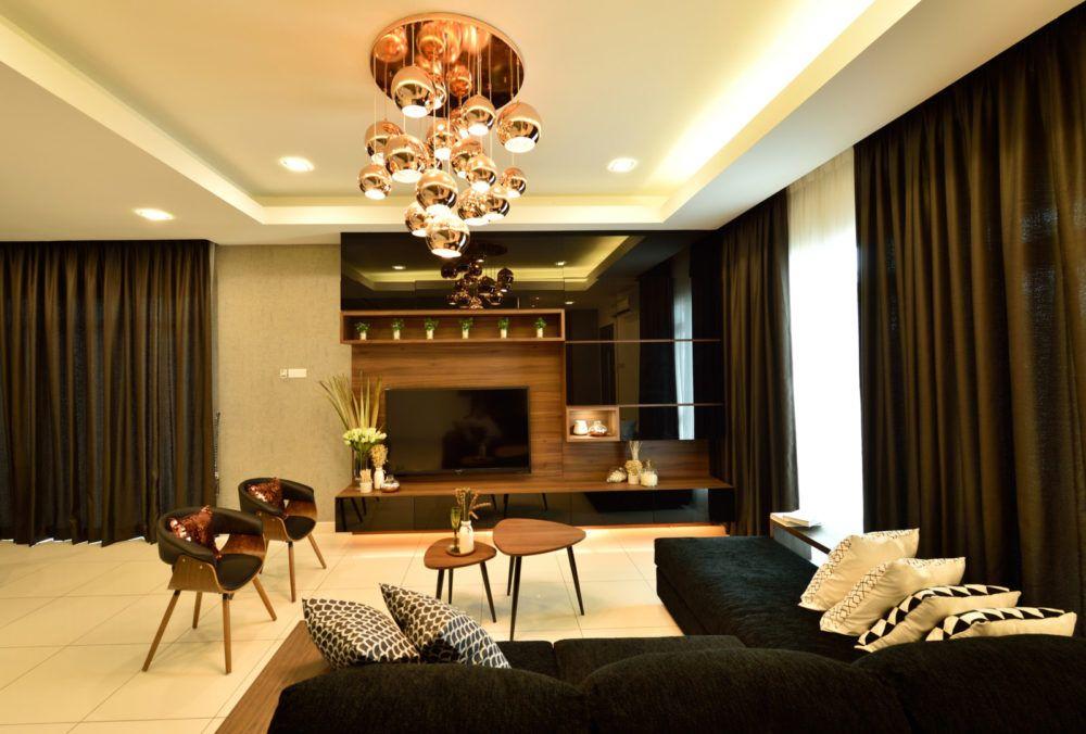 70 Living Room Design Ideas to Welcome You Home | Tv ...