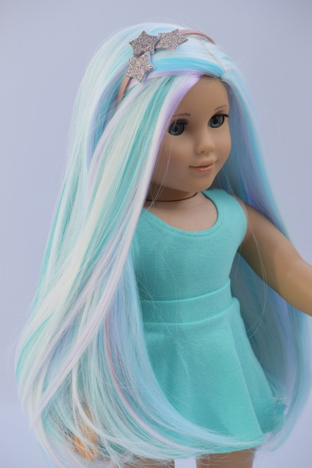 Color mermaid tears 15 inches this listing is for a