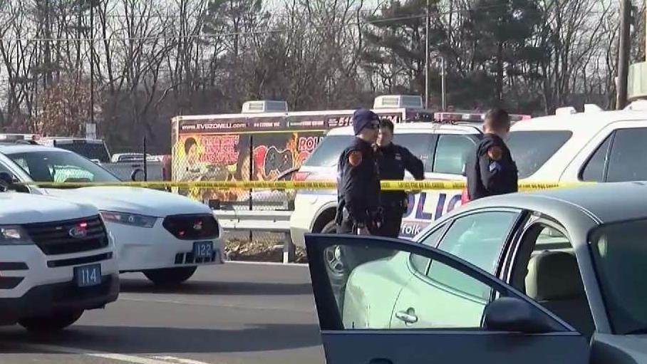 Long Island Police Say Man Shot Driving on Sunrise Highway | NBC New
