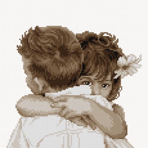 Loving embrace (Free chart)