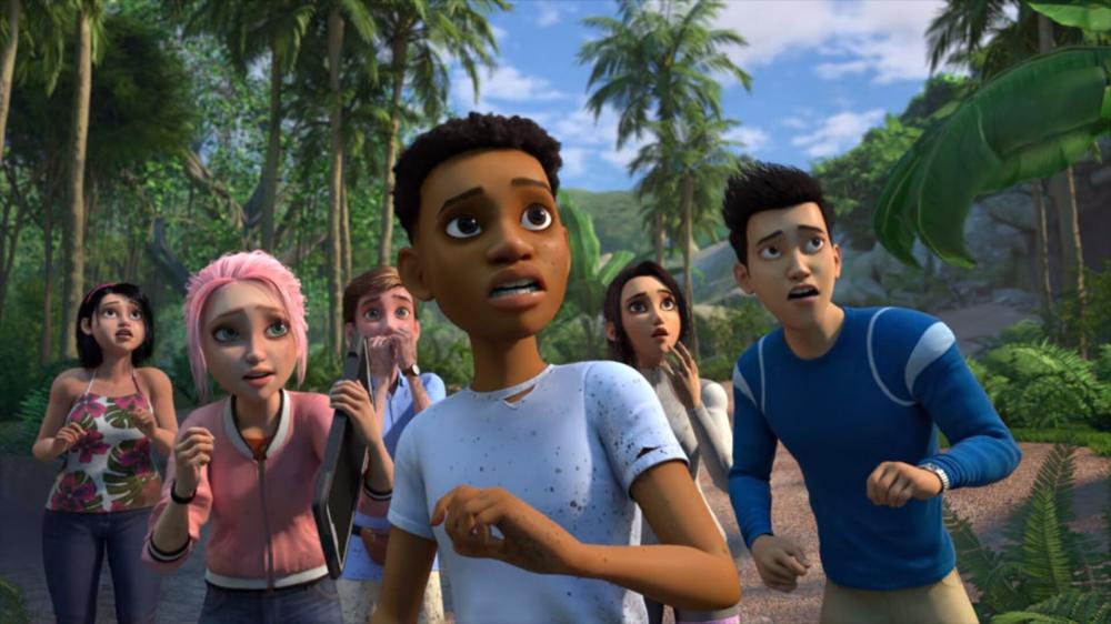 ArtStation - Jurassic World: Camp Cretaceous - Character Modeling, Tyler Bolyard | Jurassic world, Jurassic park world, Character modeling