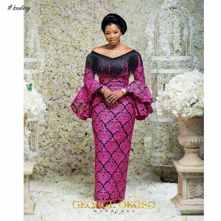 Photo of CHECK OUT THE LIT ASO EBI STYLES THAT WOWED US OVER THE WEEK…