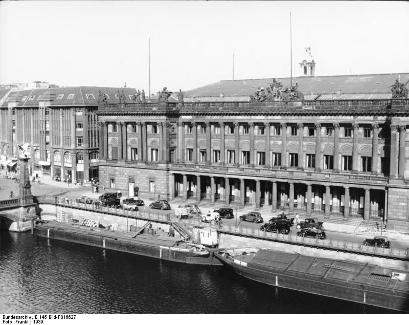 1939 Die alte Boerse