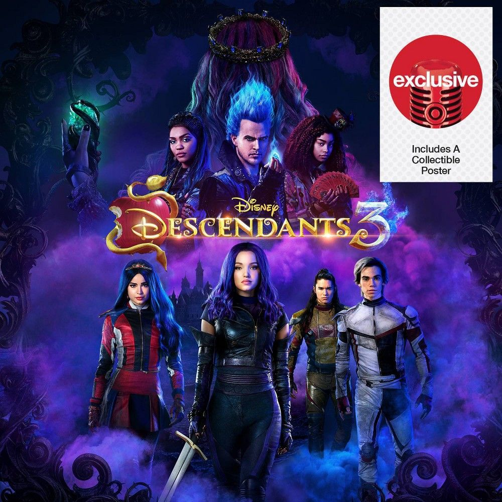 Various Artists Descendants 3 (Target Exclusive CD) #descendants3
