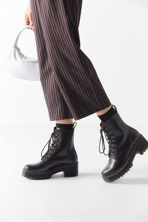 Dr. Martens Leona Vintage Smooth Boot