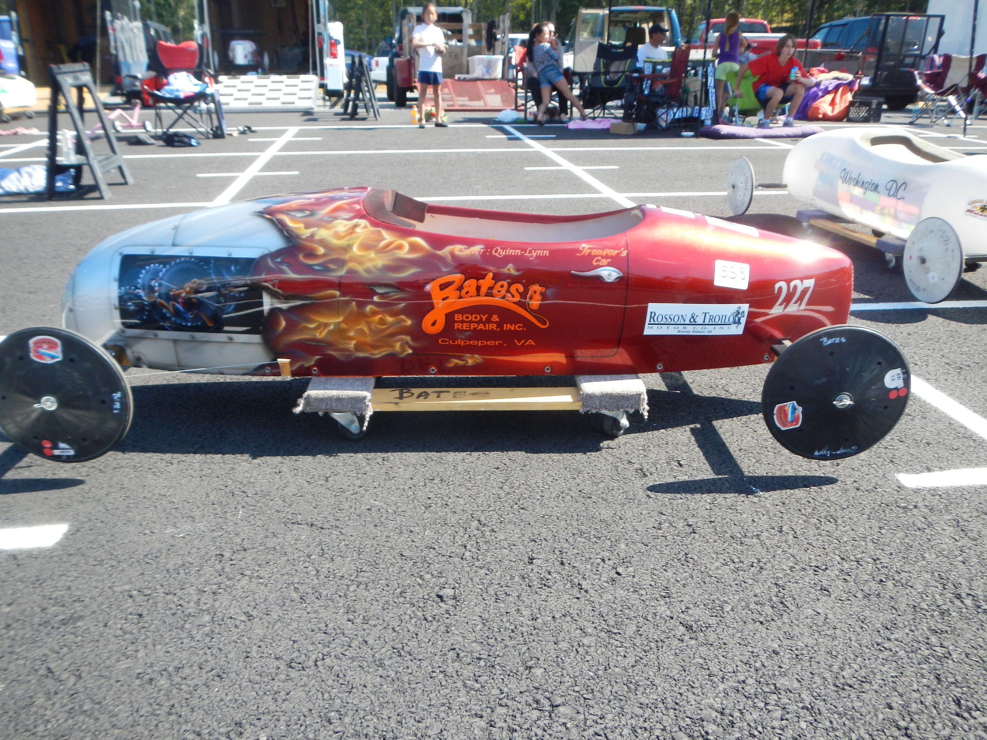 C's Soap Box Derby Car On Pinterest