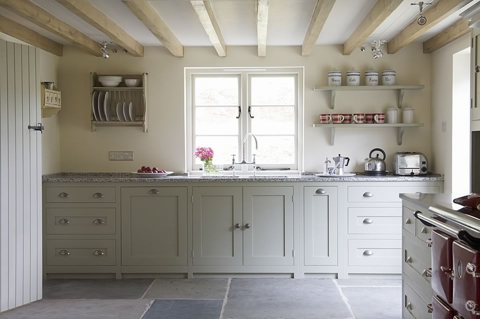 Simple Country White Kitchen Country Kitchen Designs Country