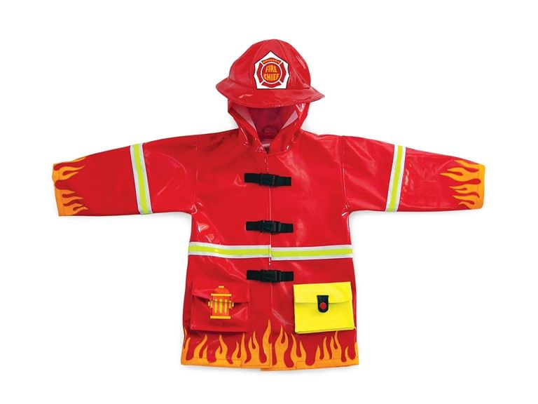 Fireman Raincoat (2T-6X) for $19.99