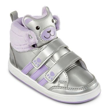 adidas® Bear Mid Girls Basketball Shoes - Toddler found at  JCPenney ... fd84bc0ff