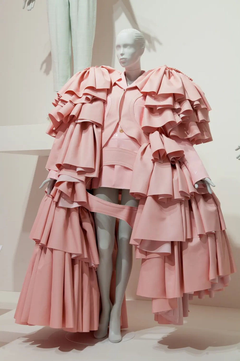 Balenciaga: 'the master' of couture's sculptural garments – in pictures #wearableart