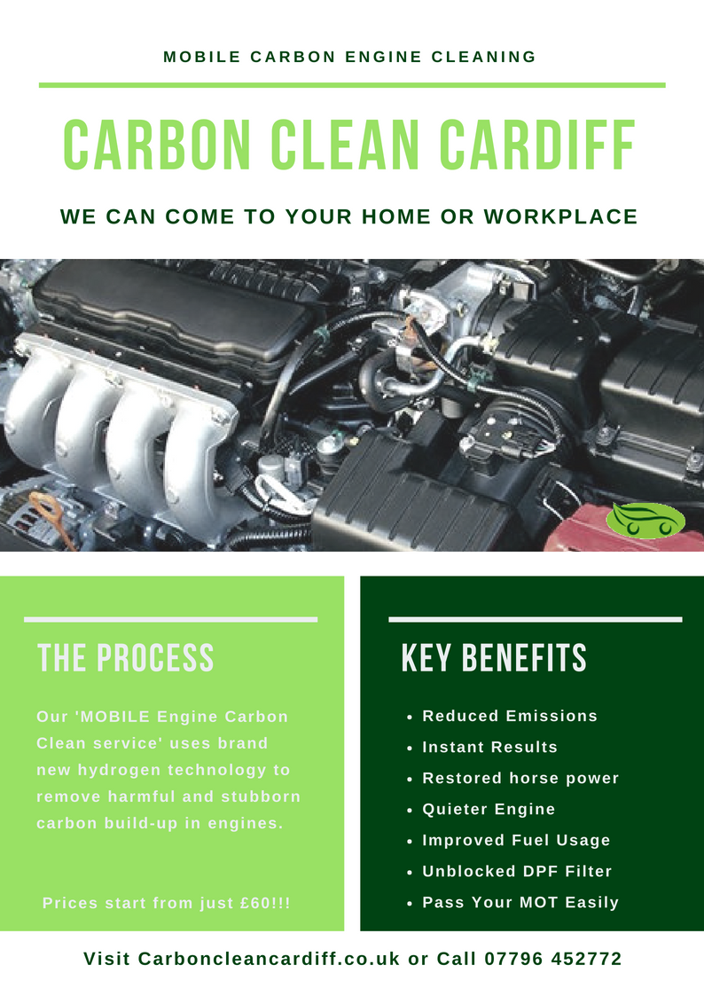 Pin by Carbon Clean Cardiff on Carbon Engine Cleaning