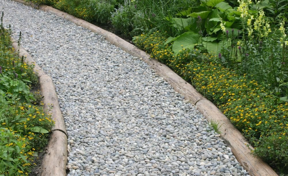 Gartenwege Gestalten Naturstein - Google-suche | Gartenideen ... Gartenwege Aus Kieselsteinen Garten Anlegen