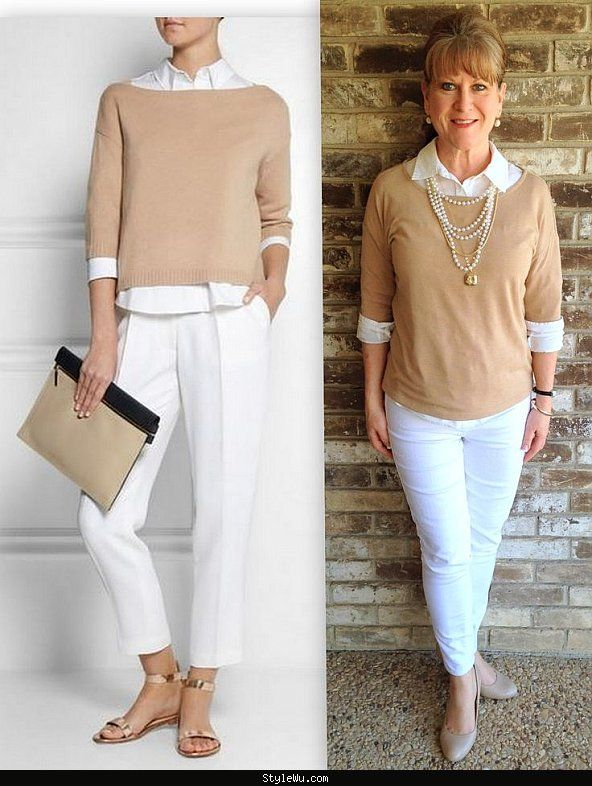 Clothing Styles For Women Over 50  Style Savvy Dfw  My -5899