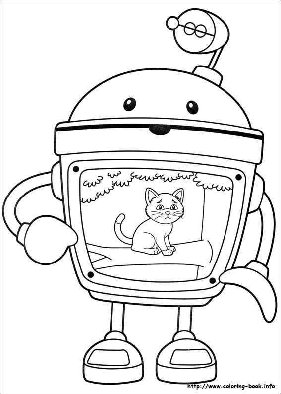 Coloriage A Imprimer Umizoomi.Umizoomi Coloring Picture Nathan Coloriage