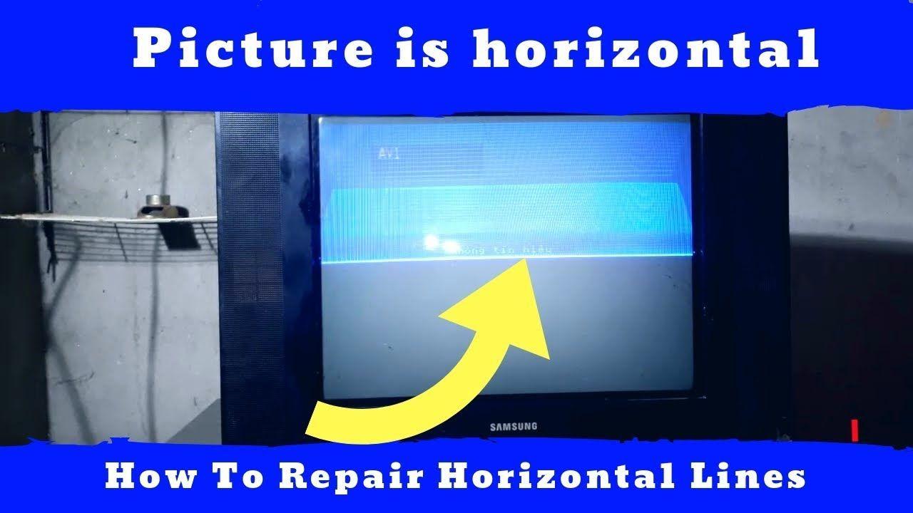 Làm Thế Nào Để Sửa Tivi samsung Bị Co Ảnh | DIY repair tv ...