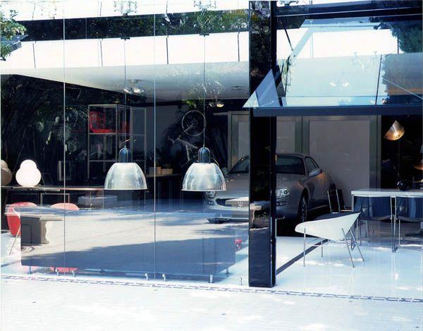 Modern Garage by Brunete Fraccaroli (4)
