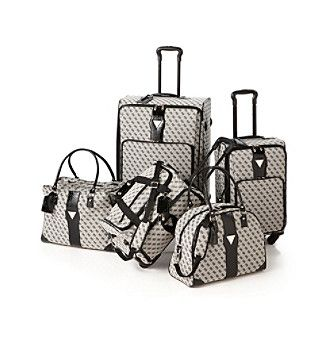 GUESS Conestoga Luggage Collection at www.younkers.com On Sale ...