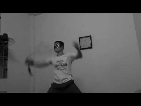 Nunchaku freestyle. Côn nhị khúc  Www.kanclub.com