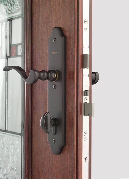 Locked Door Foyer Bonfire : Multipoint lock handle therma tru entryways pinterest
