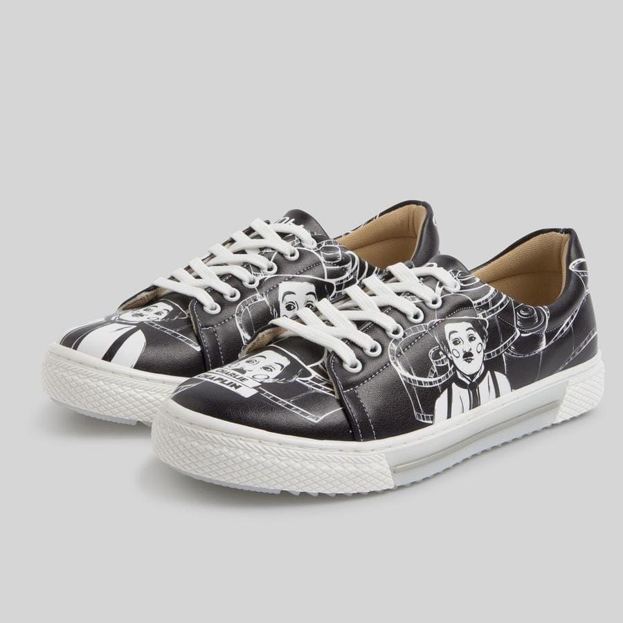 Sneakersy Weganskie Charlie Chaplin Mumka Sneakers Shoes Charlie Chaplin