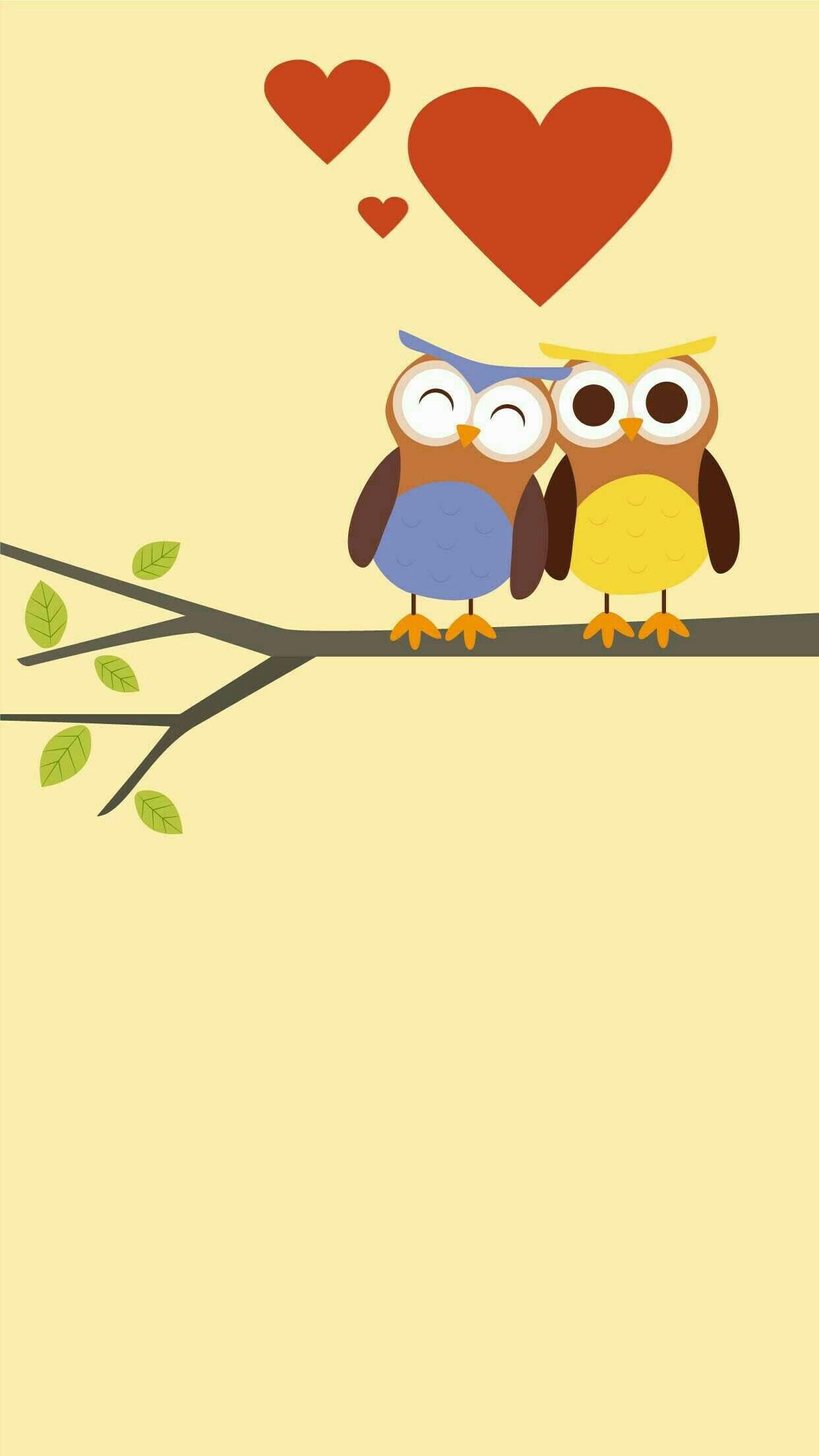 Pin Do A Farima Em Owl Wallpaper Pinterest Corujas