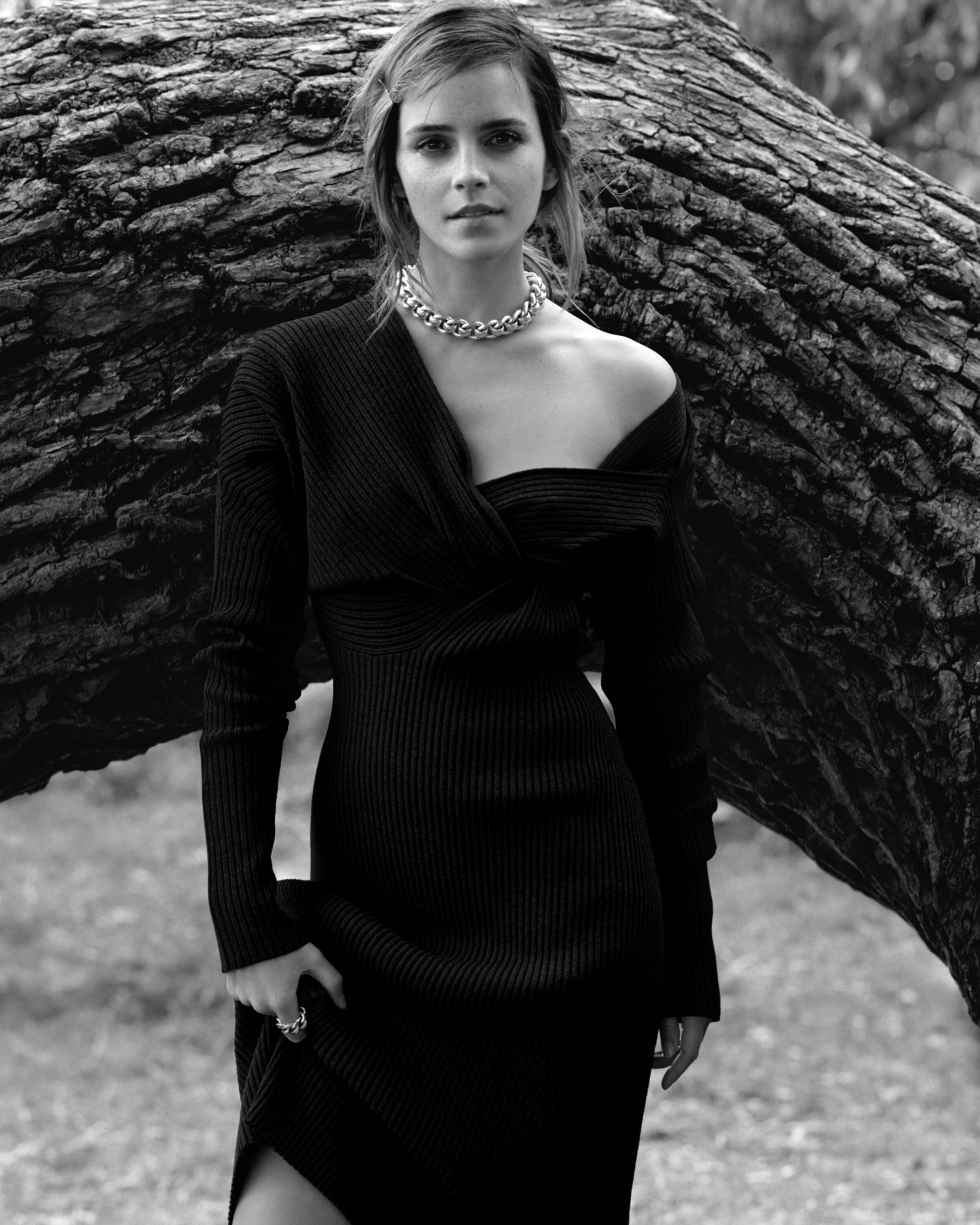 Emma Watson British Vogue December 2019 UHQ Emma