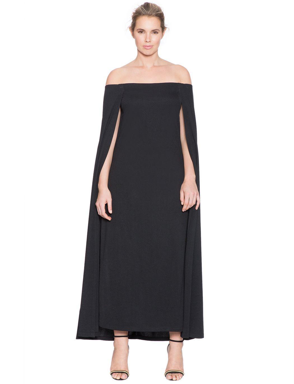 Event Dresses   ELOQUII in 2019   Cape gown, Plus size ...