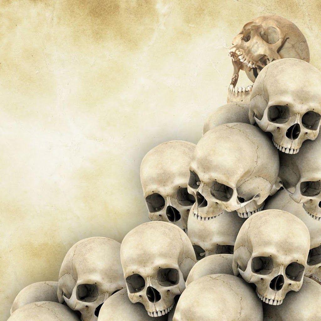 Pin By Kah Sanchez On Kemik Skull Painting Skull Art Skulls Drawing