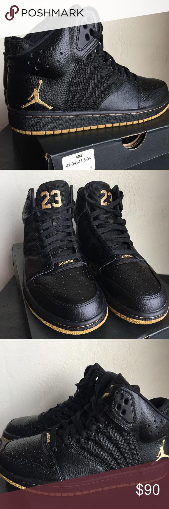 Black and gold jordans, Jordans for men