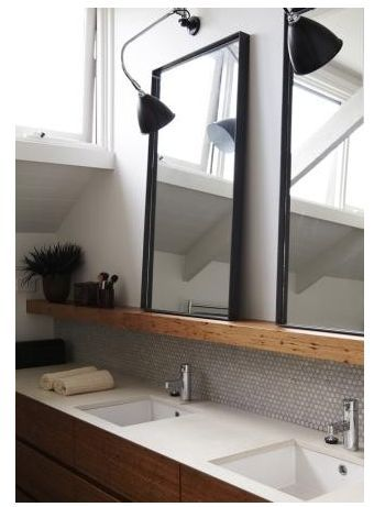 Luminaire Salle De Bain Miroir With Images Bathroom Mirror