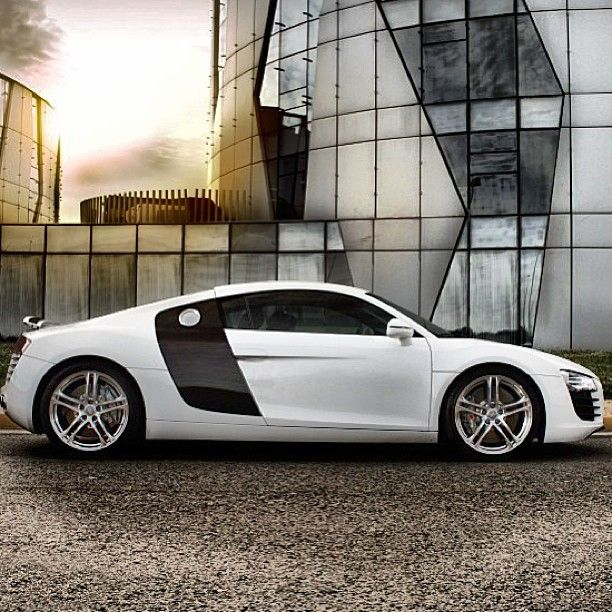 Audi R8 Sport Super Sport Cars: Angels In Car Form! - Audi R8