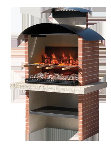 Construire Une Hotte De Barbecue En Brique : construire, hotte, barbecue, brique, Colorado, Sunday, Grills,, Barbecue,, Garden, Barbecue, Brique,, Foyer, Extérieur,, Pierre
