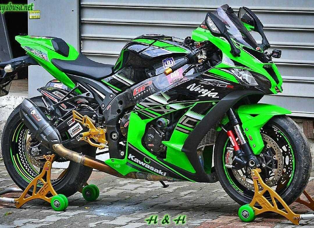Kawasaki Ninja ZX 10R Track for Sale in Australia