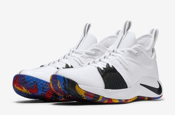 Official Images: Nike PG 2 March Madness Joining the Kyrie 4 and the Kobe  A.D. Mid as a part of the upcoming Nike Basketball March Madness … |  Pinteres…