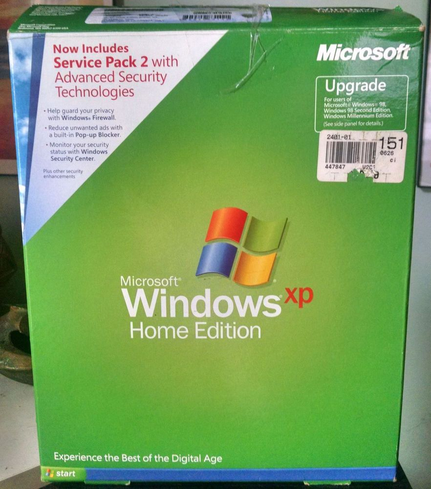Microsoft xp home edition upgrade wservice pack 2 iso