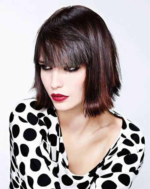 cool Short Hair Color Trends 2015 - 2016 //  #2015 #2016 #Color #Hair #Short #Trends
