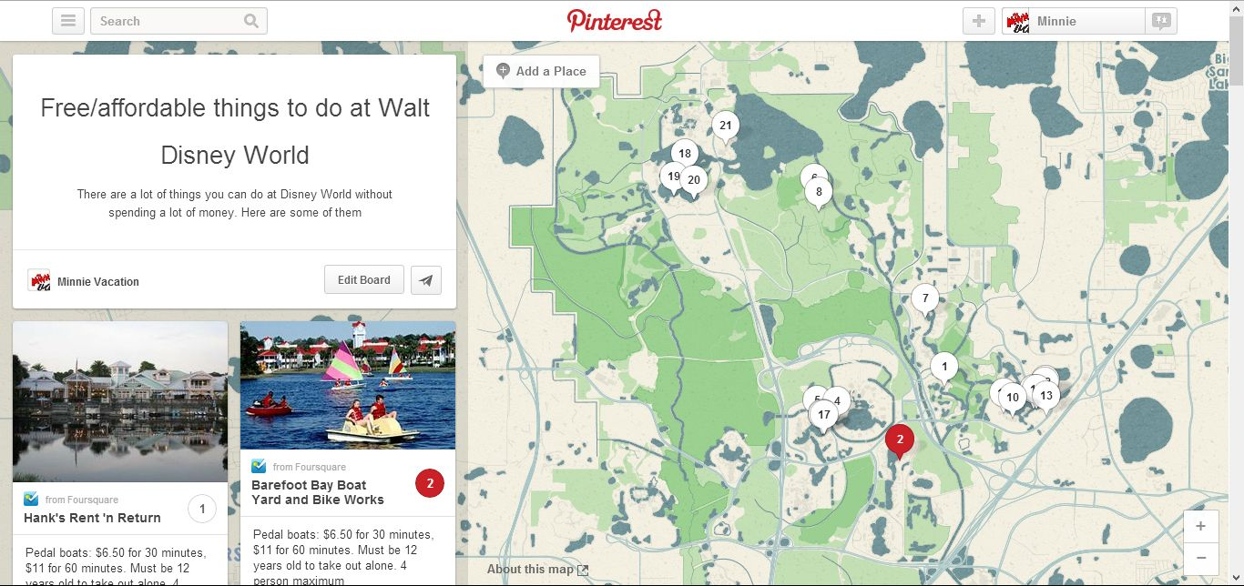 Free/affordable things to do at Walt Disney World There are a lot of ...
