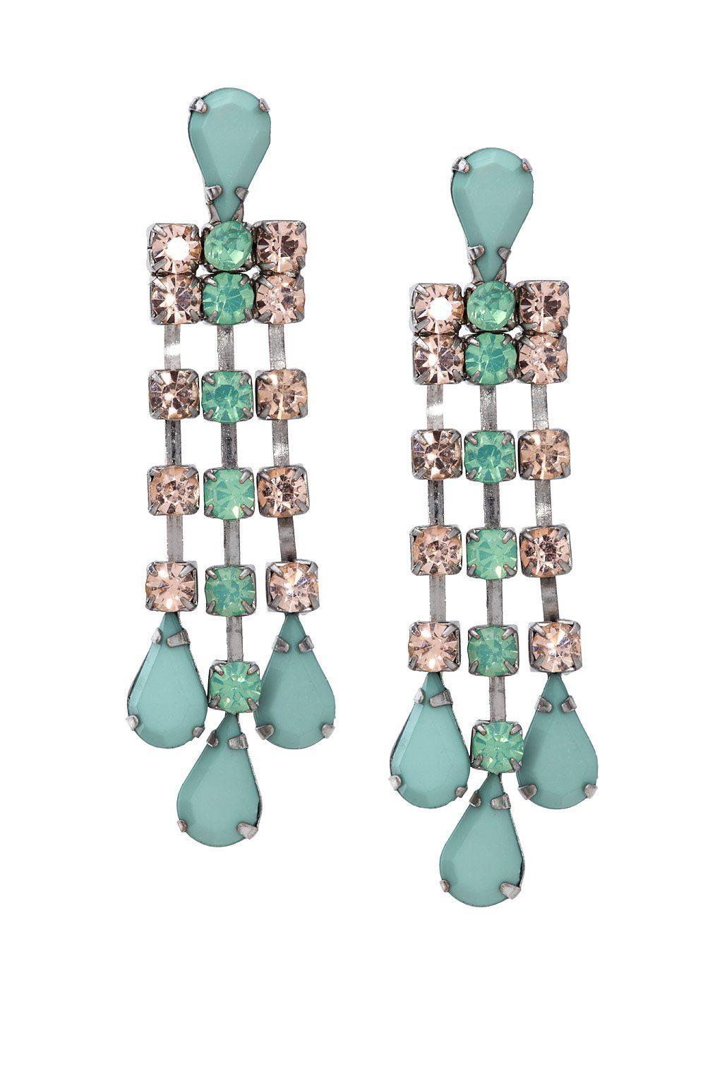 #Esprit chandelier #earrings