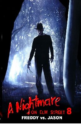 A Nightmare On Elm Street 8 Freddy Vd Jason A Nightmare On Elm Street Nightmare On Elm Street Elm Street