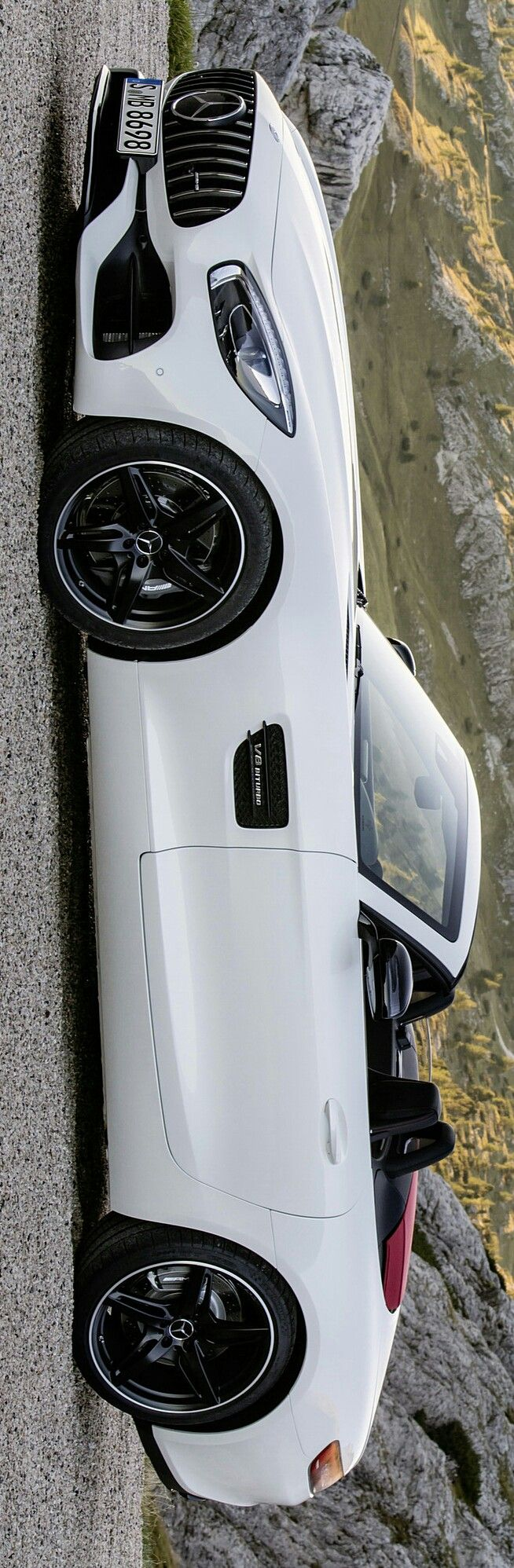 2018 Mercedes-AMG GT C Roadster by Levon