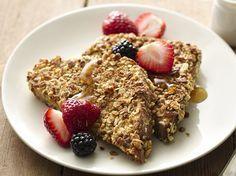 Crunchy Granola French Toast from Betty Crocker @Betty Crocker
