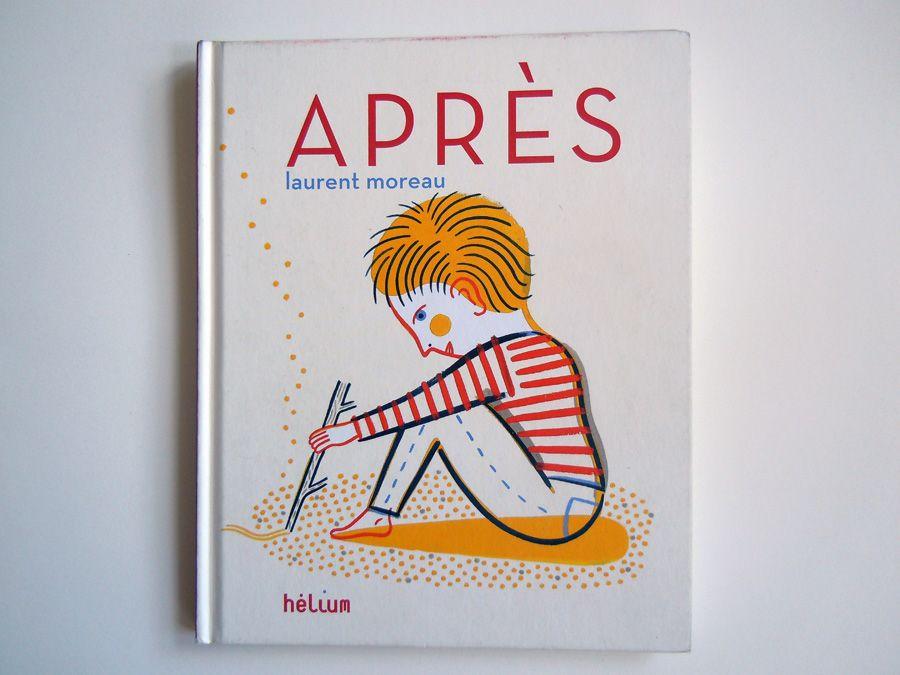 Children Book Cover Design By Hand : Laurent moreau après illustra