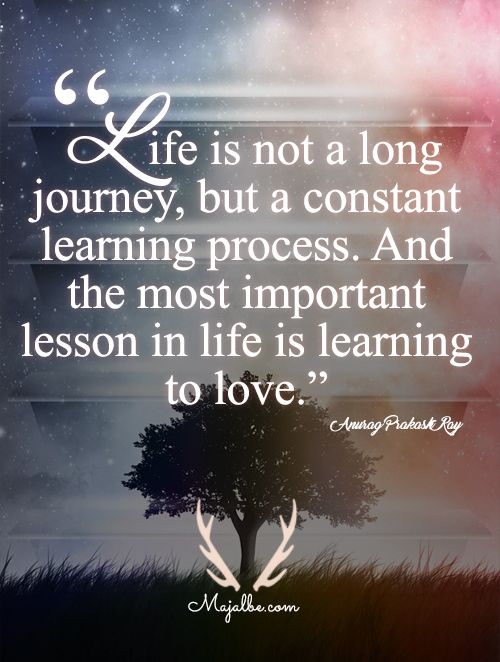 Not A Very Long Journey Love Quotes Quotes inspirational