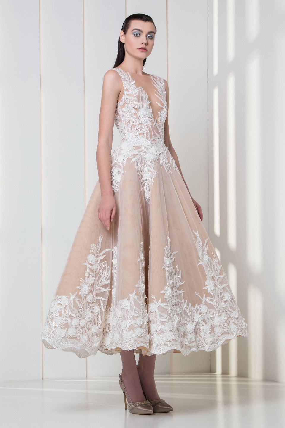 Wear to wedding dresses  Tony Ward Fall Winter  Ready To Wear  Gowns Oh Such