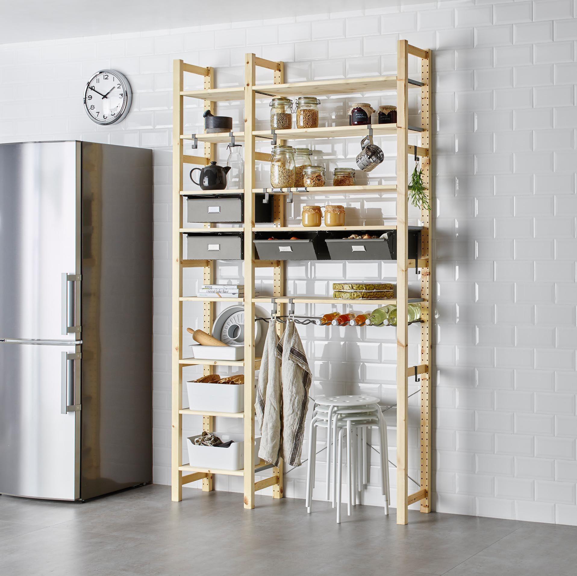 15 organizadores de Ikea que cambiarán tu vida | Abstellkammer ...