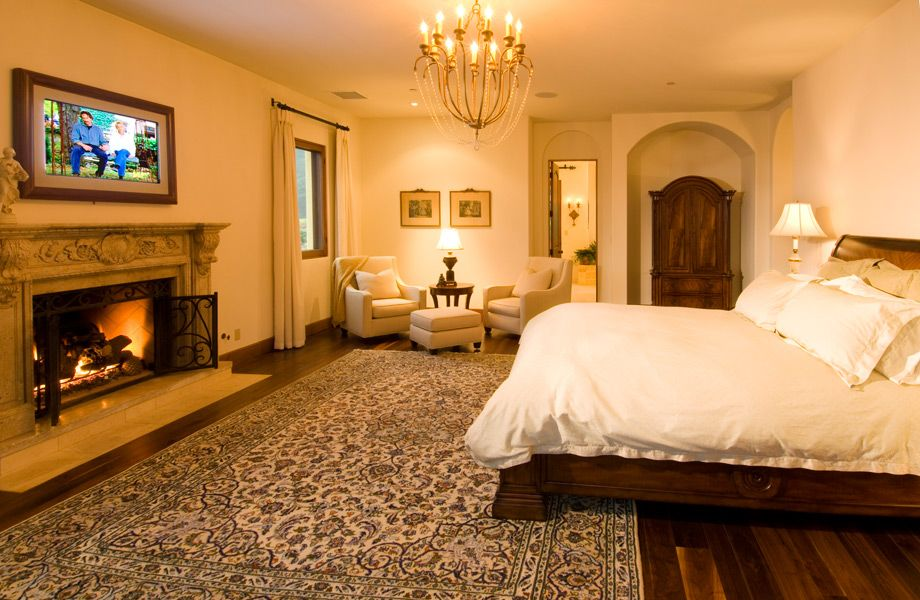 Romantic Master Bathroom Decorating Ideas: 30 Romantic Master Bedroom Designs