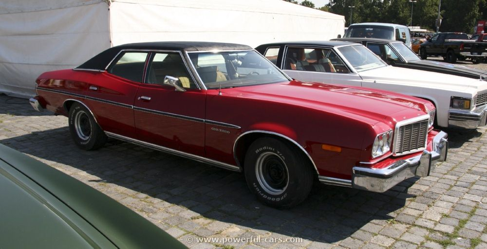 1974 Ford Gran Torino 4 Door Sedan Ford Torino Ford Motor Ford Motor Company