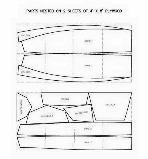 Ocean Pointer Boat Plans Boot Bouwen Boten Houten Boten