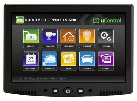 best deals on home security systems. Touch Screen Security Systems Secure Your Home Alarm 8775008351 Best Deals On