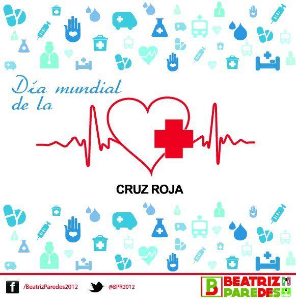 Dia Mundial De La Cruz Roja Cruz Roja Dia De La Cruz Cruz
